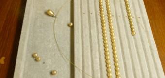 """""""真珠の糸にも寿命が有る""""って知っていますか!"""