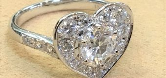 3Dプリンタと最高の職人さんとの掛け合わせで仕上げるダイヤモンドの指輪。1カラットダイヤモンド