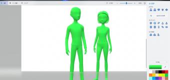 3Dの世界は興味さえあれば 誰でも自由に使える環境になっています。
