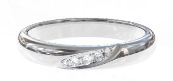 PT900 Genteel  結婚指輪 Aula