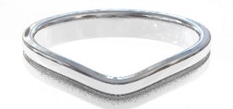 PT900 Genteel  結婚指輪 felix