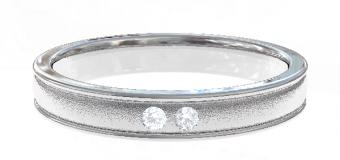 PT900 Genteel  結婚指輪 Fortum