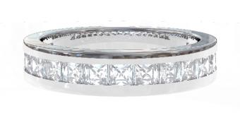PT900 Genteel  結婚指輪 Rex