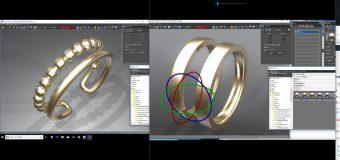 デザイン説明も3D! 出来上がりの楽しみも膨らみます。