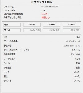 toSCORPre-003