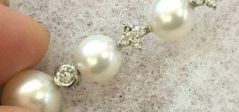 長年使っていなかったイヤリングもこのようにしていくと  一つお気に入りを手に入れた気分になってきます。