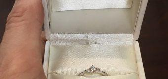 ショップに並んでるダイヤの指輪とは 込められた意味が少し違います。