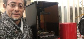 3Dプリンタ;Nobel 1.0Aをフル活用です。