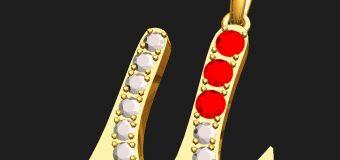 まずは、宝石類をすべてきれいに並べてからのスタートです。